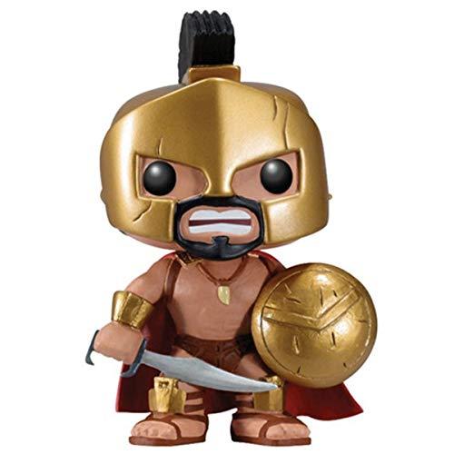 Bobblehead Pop Película: Spartan 300 Leonidas Guerrero