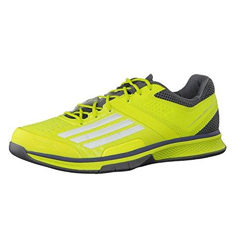 adidasadizero Counterblast Herren Handballschuhe, gelb - Giallo (semi solar Yellow/FTWR White/Vista Grey s15) - Größe: 48 2/3