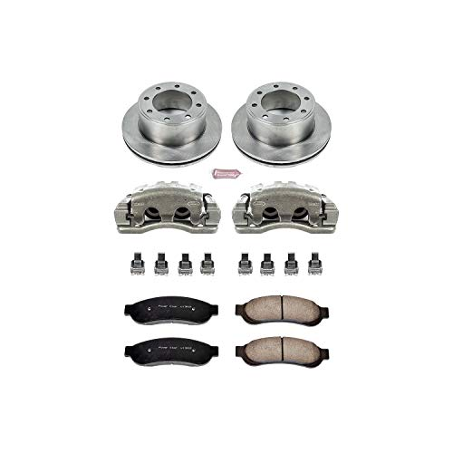 Power Stop KCOE1799 Autospecialty 1-Click OE Replacement Brake Kit with Calipers