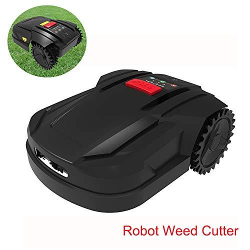 Intelligente Gras-Unkrautbekämpfungsmaschine, Smartphone WiFi APP Automatisch aufgeladene Unkrautbekämpfungsmaschine, Lade-Unkrautbekämpfungsmaschine
