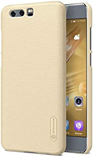 Nillkin Frosted Back Hard Cover for Huawei Honor 9, Gold