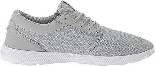 Supra Unisex volwassenen HAMMER RUN sneakers, grijs wit 046, 38 EU