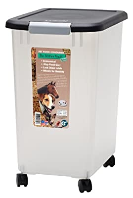Gamma2 Select 8 for Pet Food Storage