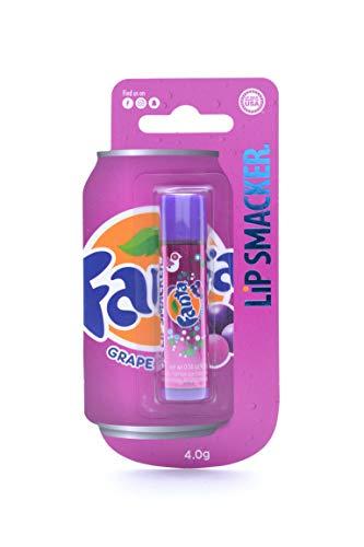 Lip Smacker Baume à Lèvres Parfum Fanta Raisin 4 g