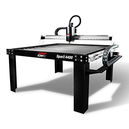 STV Motorsports SparX4400 4x4 CNC Plasma Cutting Table - Made in the USA