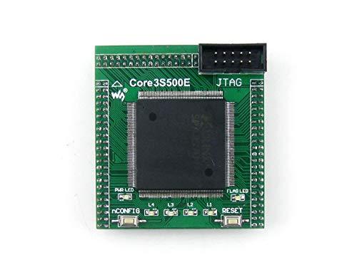 Waveshare XILINX Spartan-3E Core Board XC3S500E XILINX FPGA Evaluation Development Board Kit
