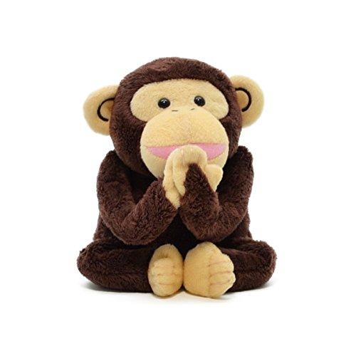 AQUA ぬいぐるみ サファリ チンパンジー M 00150179