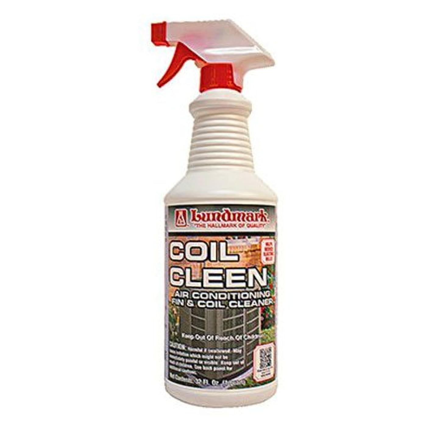 Lundmark Wax Coil Cleaner, 32-Ounce