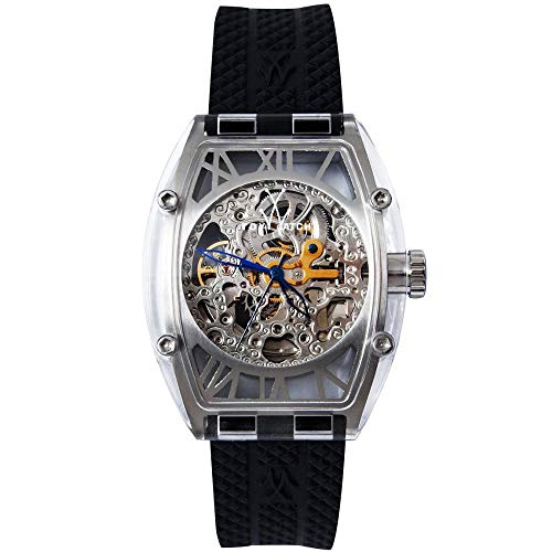 ToyWatch Skeleton Automatic XS03SL