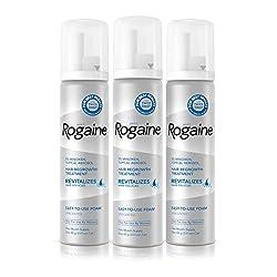 foan minoxidil rogaine for men to treat hair loss