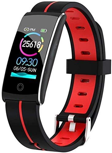 Onbekend H29 overgripbare armband met hartslagfrequentie, bloeddruk, slaapbewaking, intelligente herinnering IP68 regenjas, polshorloge, duurzame levensduur van de batterij
