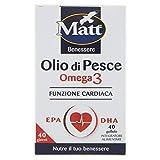 Matt&Diet - Olio di Pesce, 29 gr