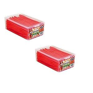 fini strawberry pencils (tub of 100) Fini Strawberry Pencils (Tub of 100) 41ojB R9jIL