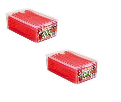 Fini Strawberry Pencils (Tub of ...