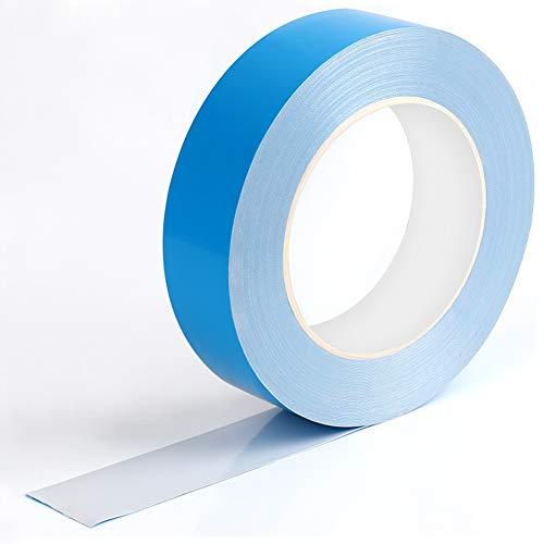 Mitening Thermisches Klebeband Wärmeleitendes Leitfähiges Doppelseitiges Klebeband Selbstklebend Tape, Kühlendes Band für Integrierte Schaltungen, Kühlkörper, Chipsatz, LED, 25m x 20mm x 0,2mm