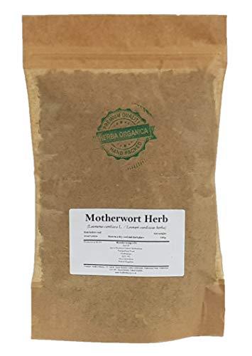 Echtes Herzgespann Kraut / Leonurus Cardiaca L / Motherwort Herb # Herba Organica # Löwenschwanz, Herzspannkraut (100g)