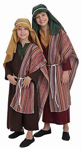 LLOPIS - Disfraz Infantil Hebreo Manto t-5
