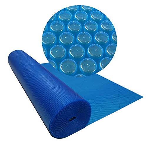 Lona alquitranada Cubiertas Rectangulares para Piscinas para Piscinas Elevadas, Almohadillas de Piscina de Cubierta Solar Azul Espesadas a Prueba de Polvo, Fácil de Enrollar (Size : 2x3m)