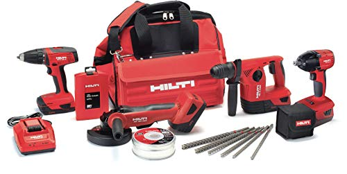 Best Prices! Hilti 3554469TE 2-A22 + SID 4-A22 Combo