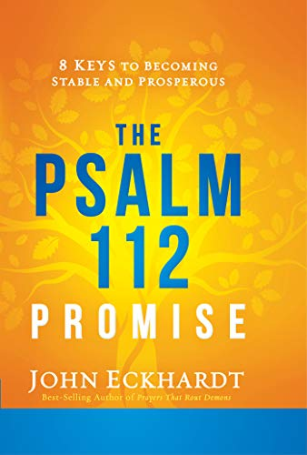The Psalm 112 Promise: 8 Keys to Becoming Stable and Prosperous (English Edition)