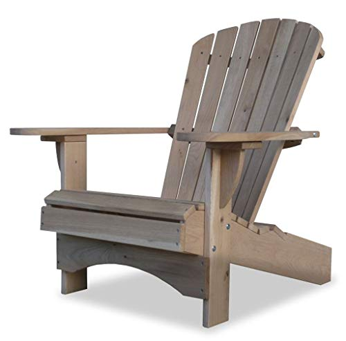 Original Dream-Chairs since 2007 Adirondack Comfort - Silla de madera de roble