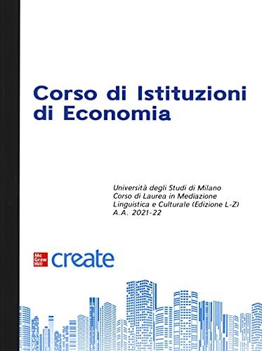Corso di istituzioni di economia