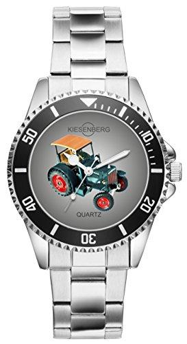 Geschenk für Hanomag R40 Traktor Oldtimer Fans Fahrer Kiesenberg Uhr 2678