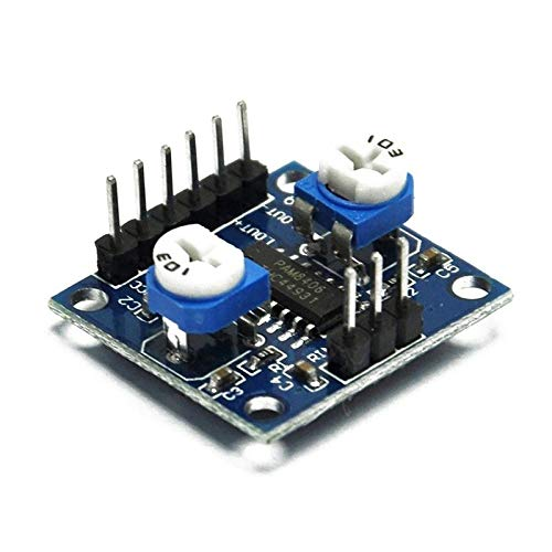 PAM8406 Digital Amplifier Board With Volume Potentiometer 5Wx2 Stereo for Arduino AE1137