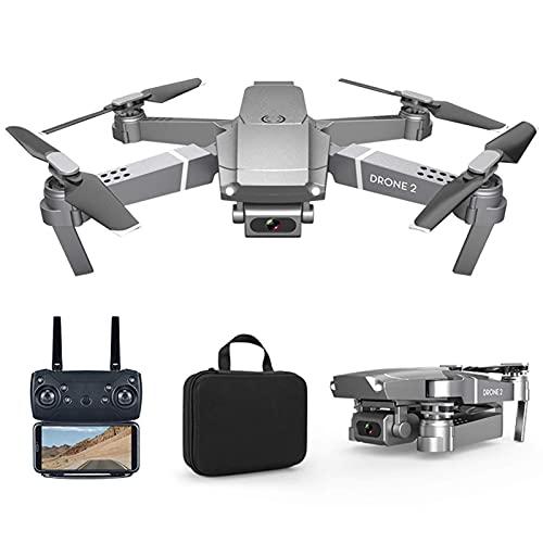 WECDS-E Drohne mit Kamera 4K, Quadcopter...