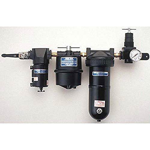 Motor Guard M-1000 Compressed Air Desiccant Dryer System