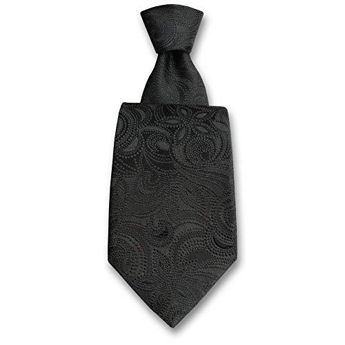 Robert Charles - Cravate Victoria Noir