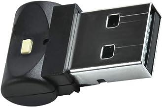 FRCOLOR Car Interior Atmosphere Light USB LED Night Light Mini Decorative Ambient Lighting Lamp Kit for Cars Auto Vehicles...