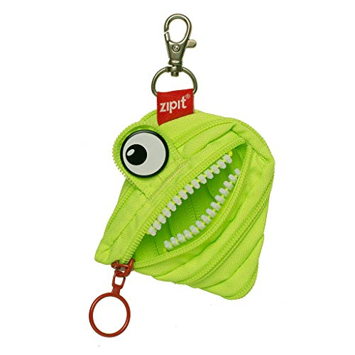 ZIPIT Monster Mini Pouch/Coin Purse, Lime