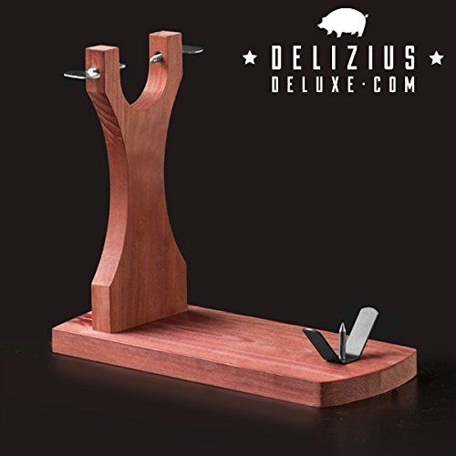 Delizius Deluxe Puerta Jamonero Elegance