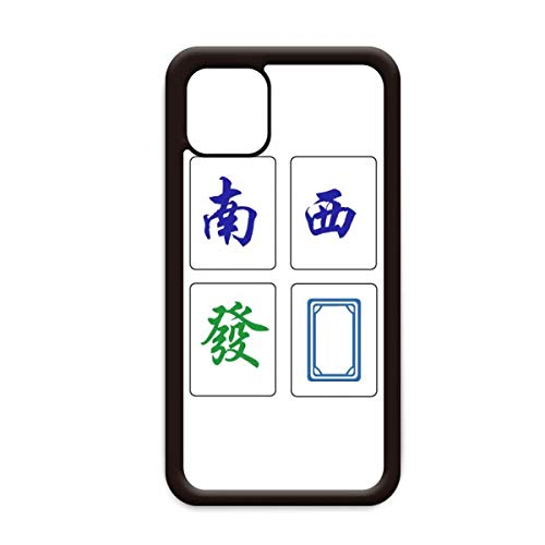 Chinese cultuur Mahjong spel voor Apple iPhone 11 Pro Max Cover Apple mobiele telefoonhoesje Shell, for iPhone11 Pro Max