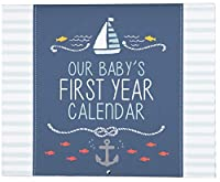 Carter's First Year Calendar, Under The Sea by Carter's