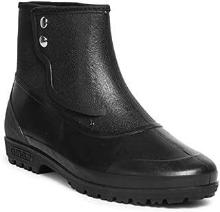Hillson SB-004 7 Star Safety Shoes, Black, Size 9