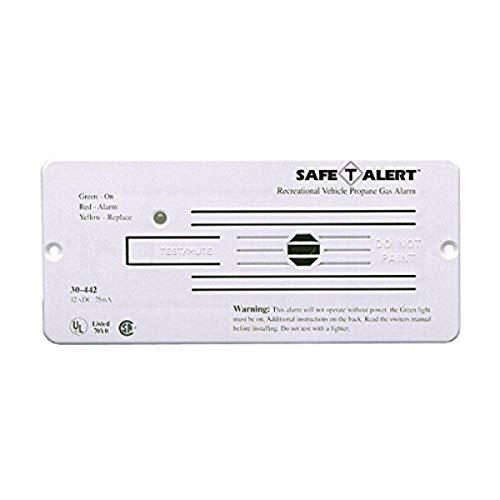 MTI Industries 30-442-P-WT Propane Gas Alarm – White