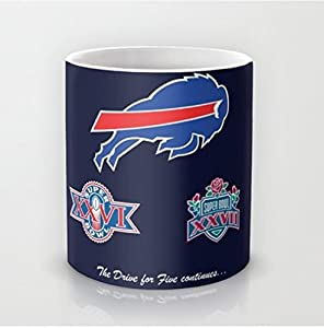 Bills Drive for Five Mug