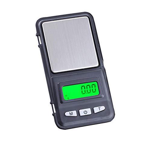Lcd 0.01G / 0.1G Báscula De Equilibrio De Joyería Para Oro Bijoux Sterling Diamond Gram Pocket Básculas Digitales Báscula Electrónica 0.01Gx 200Gbilancia Digitale Tascabile Mini Scale