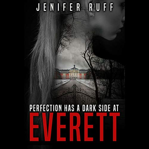 Everett: A Dark Psychological Suspense Novel (Brooke Walton Series Book 1) Audiobook By Jenifer Ruff cover art