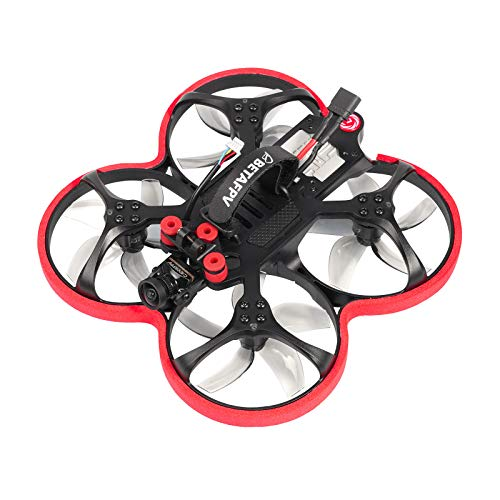 BETAFPV Beta95X V3 HD Digital VTX 4S Pusher Cinematic Whoop Drone PNP with Nebula Nano HD Camera F4 AIO 20A Toothpick FC 1106 3800KV Motor for SMO 4K Camera Naked GoPro Insta360 Go Camera FPV Filming
