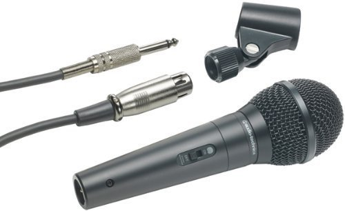 Audio-Technica ATR-1300 Unidirectional Dynamic Vocal/Instrument Microphone