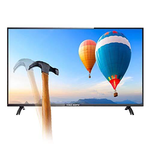 Home appliances Pantalla De Computadora Inteligente 4K UHD TV, Televisores LCD De Pantalla Plana Ultradelgada De 42 Pulgadas con Pantalla De Vidrio Templado, Interfaz De TV Rica, con Función WiFi