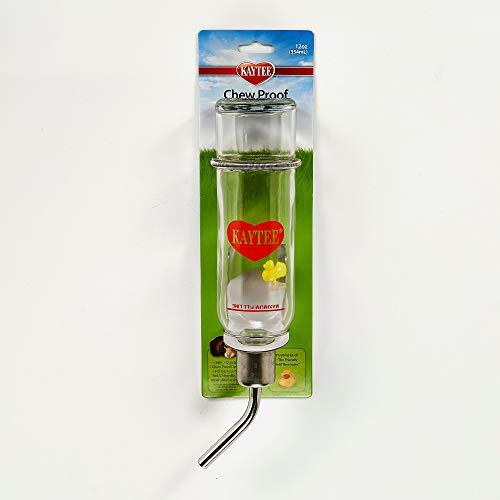 Kaytee Glass Chew Proof Water Bottle