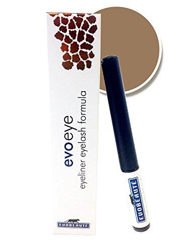evoeye Eyeliner con Eyelash Formula - Marrón - (1x1,5ml)