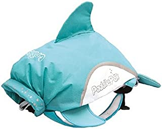 Trunki Splash the Dolphin Paddlepak Children's Backpack, Turquoise, Large