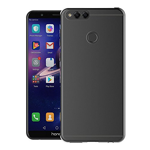 AICEK Honor 7X Hülle, Transparent Silikon Schutzhülle für Huawei Honor 7X Case Clear Durchsichtige TPU Bumper Honor 7X Handyhülle (5,93 Zoll) - 3