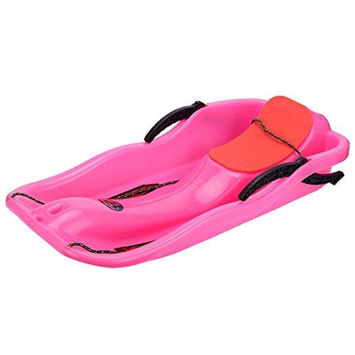 CaliFun Snow Sled Boat Sledge Toboggan Glider