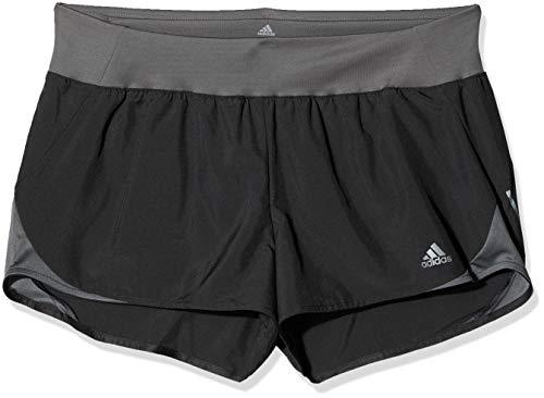 adidas Run IT Short W Pantalones Cortos de Deporte, Mujer, Black, S 3